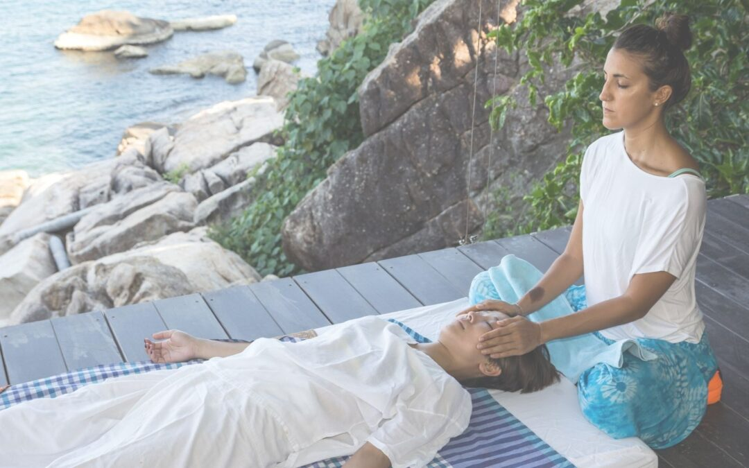 Learn the five Reiki principles and apply them when life gets challenging